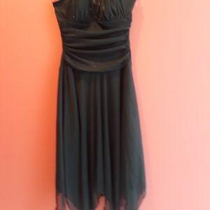 Speechless Black Cocktail Dress Size S